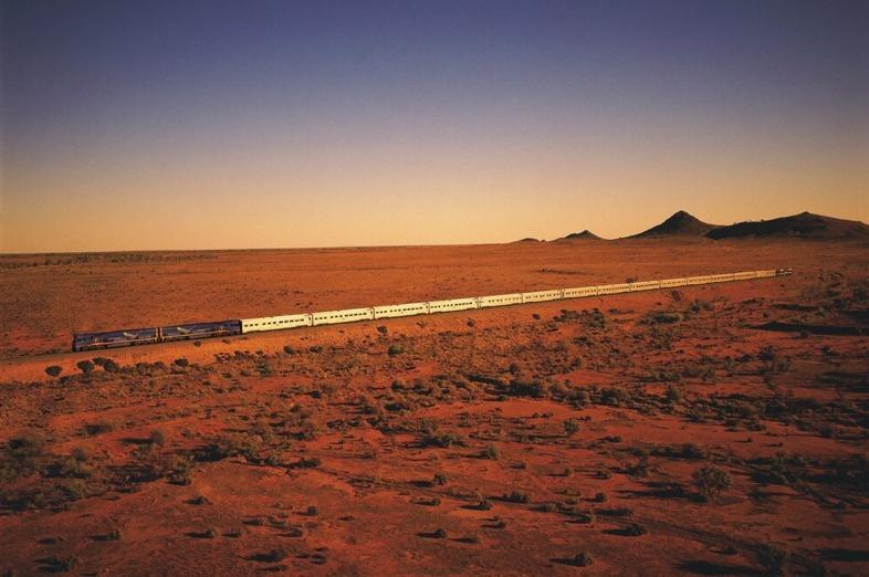 Australia - Outback to Ocean